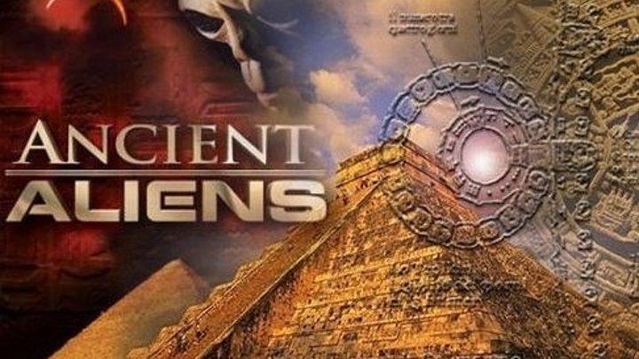 Древние пришельцы (2012) Электростанции пришельцев