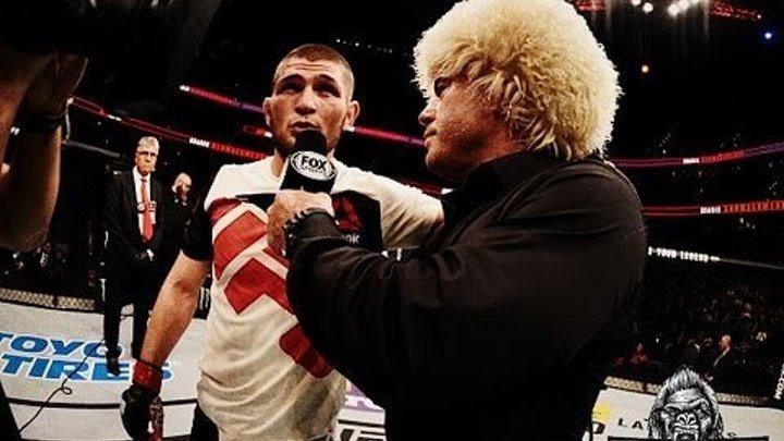 Хабиб Нурмагомедов- 'Если я уйду, UFC никогда не проведут шоу в России'