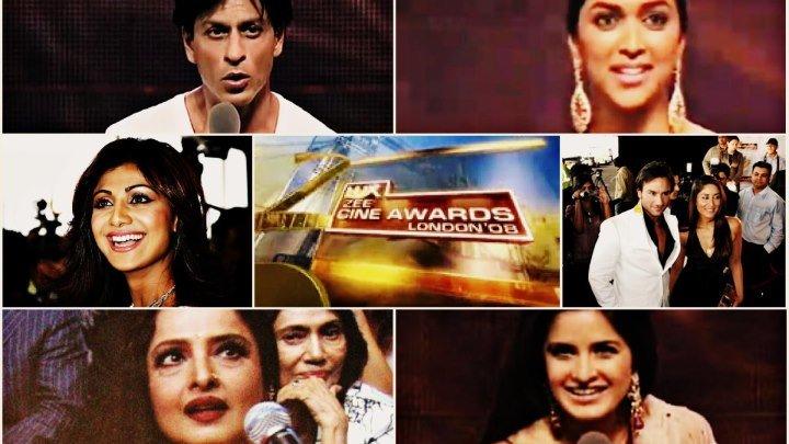 Zee Cine Awards 2008 с русским переводом