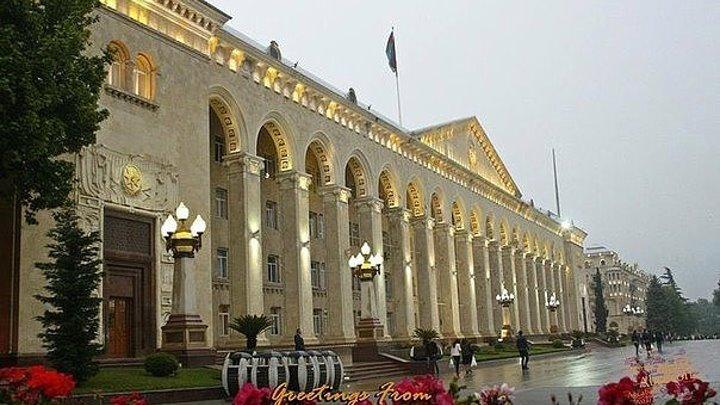 Азербайджан - Прогулка по Гяндже (Gandja 2016