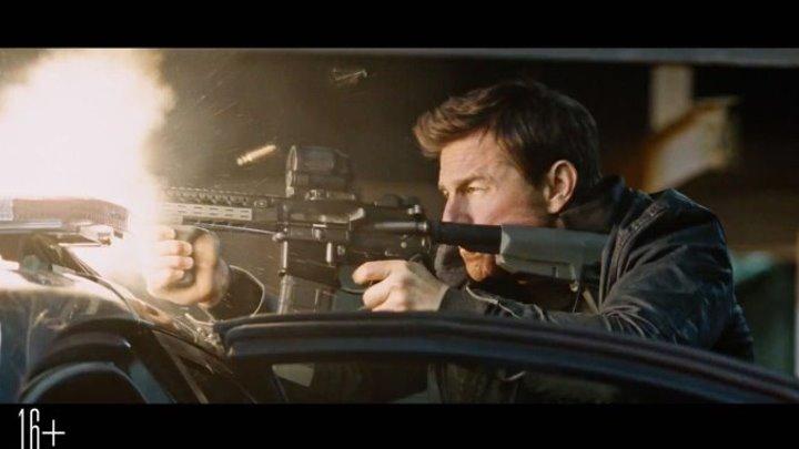 Том Круз в фильме «Джек Ричер 2: Никогда не возвращайся»