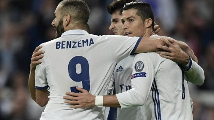 Реал Мадрид - Легия 5-1 Обзор матча Лига чемпионов