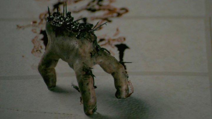 Заноза (2009) ужасы