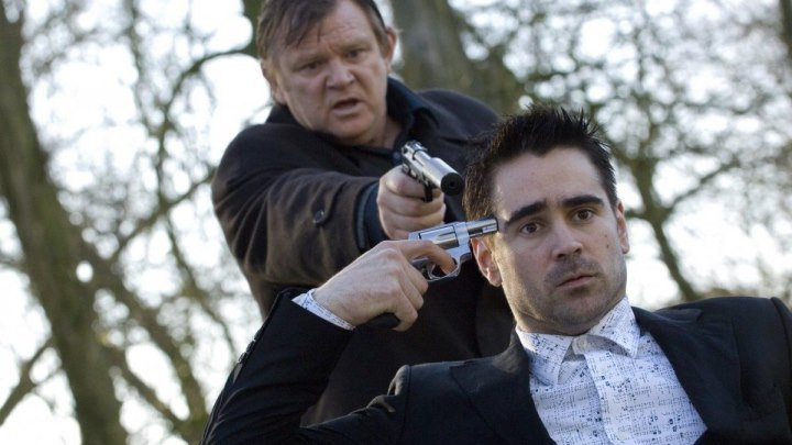 Залечь на дно в Брюгге (2008) «Сначала стреляй, потом гуляй» Колин Фаррелл Драма, комедия, криминал