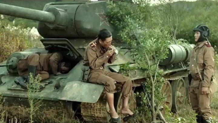 Западный фронт (долгий путь домой) 2015 боевик, комедия