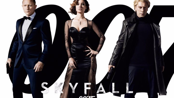 Jeyms Bond. Agent 007: Skayfoll (O'zbekcha Tarjima)
