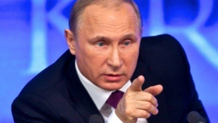 Путин – США «Вы заварили кашу на Украине»