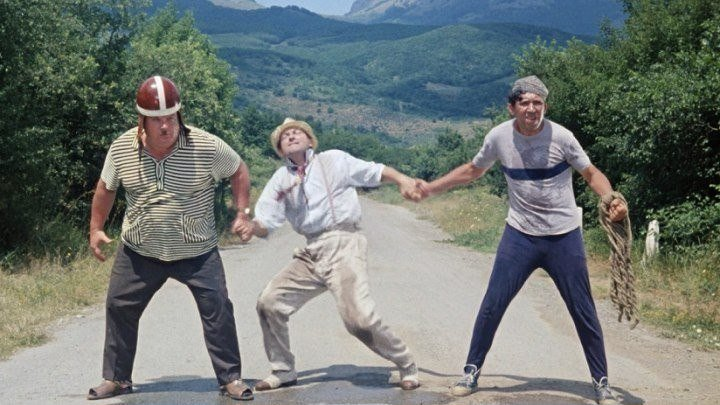 Кавказская пленница, или Новые приключения Шурика. 1967 HD (www.ok.ru_kinofilmyv