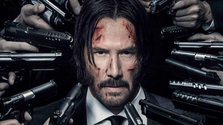 Джон Уик HD(триллер)2014 (16+)