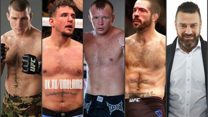 ★◈ℋტℬტℂTℕ ℳℳᗩ◈ Боец UFC хотел покончить с собой после поражения, что популярнее KSW или UFC ★