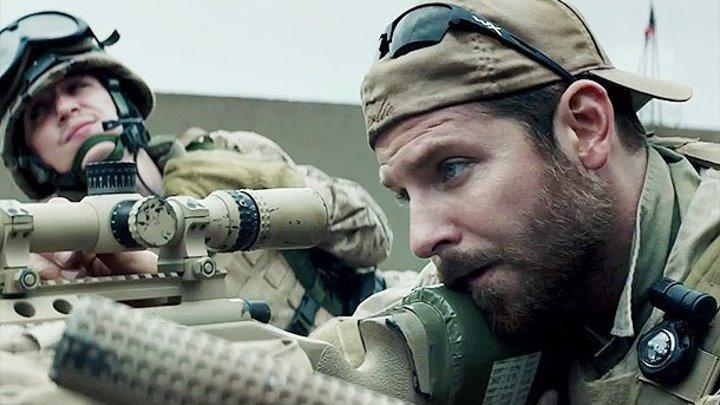 "Фильм ""Американский снайпер"" боевик, триллер.2O14"