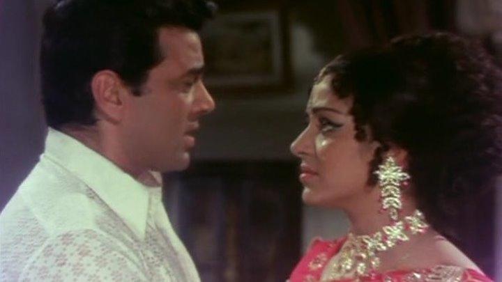 Дхармендра и Хема Малини