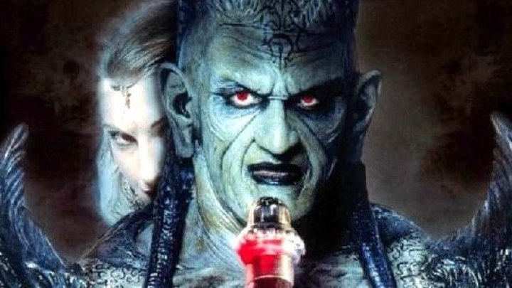 """""""Исполнитель желаний 3: Камень Дьявола"""" Ужасы, Мистика."""