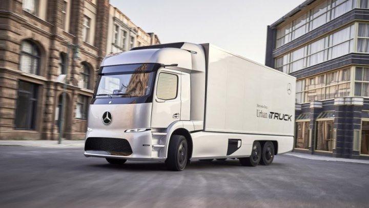 Mercedes - Benz Urban eTRUCK - Design