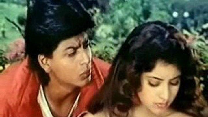 "клип ""Dil Aashna Hai"" (к\ф Танцовщица кабаре) в HD"