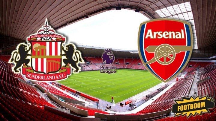 Сандерленд 1:4 Арсенал   Английская Премьер Лига 2016/17   10-й тур   Обзор матча