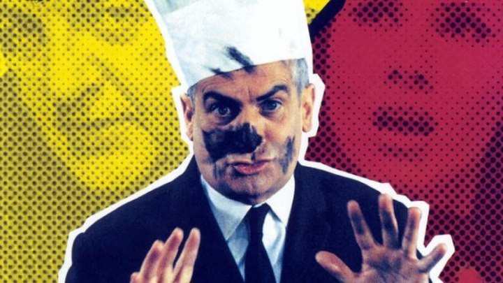 Ресторан господина Септима (комедия с Луи де Фюнесом) | Франция, 1966