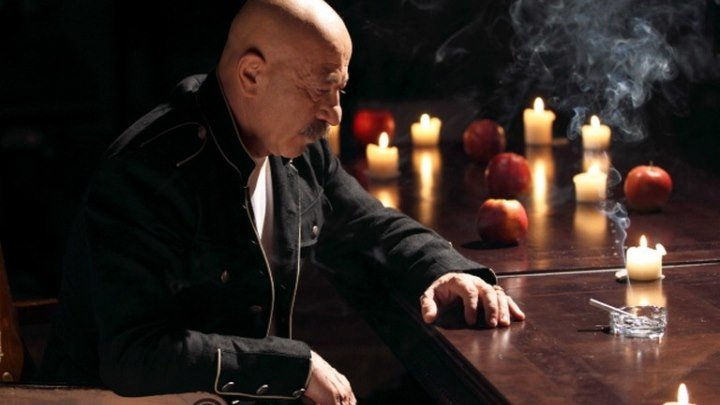 Г. Лепс, А. Розенбаум, И.Кобзон - Вечерняя застольная (31.10.2011)