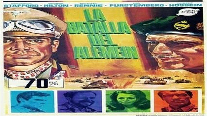 La batalla del Alamein (1969)