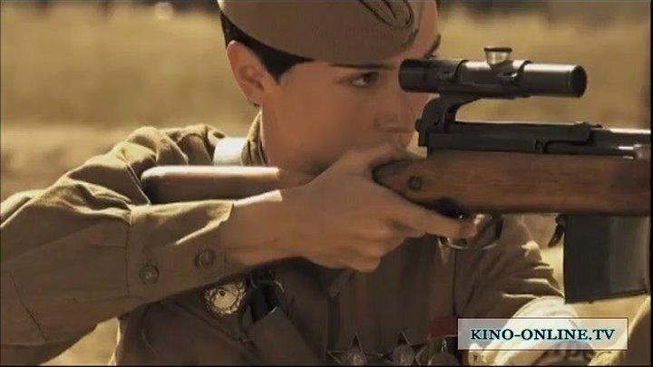 Военный фильм о военных снайперах ВИЖУ ЦЕЛЬ