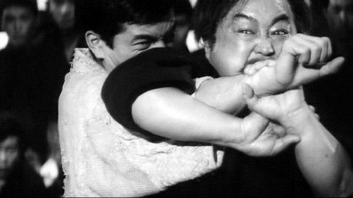 Гений дзюдо (Япония 1965 HD) Боевик, Боевые искусства, Драма