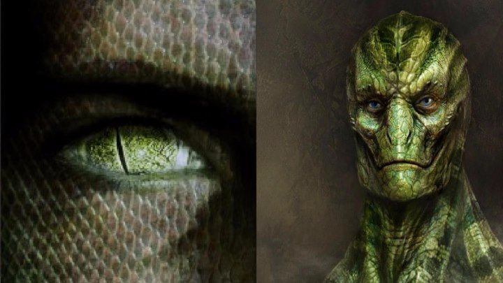 Рептилоиды и будущее человечества (отрывок)