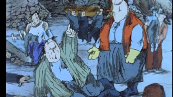 Кнопка / The button (СССР Арменфильм 1989) реж. Роберт Саакянц