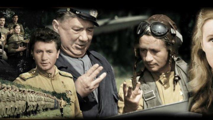 В бой идут одни «старики». военный, драма