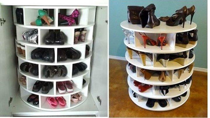 Как сделать полку для обуви своими руками? (Подпишись на канал!)