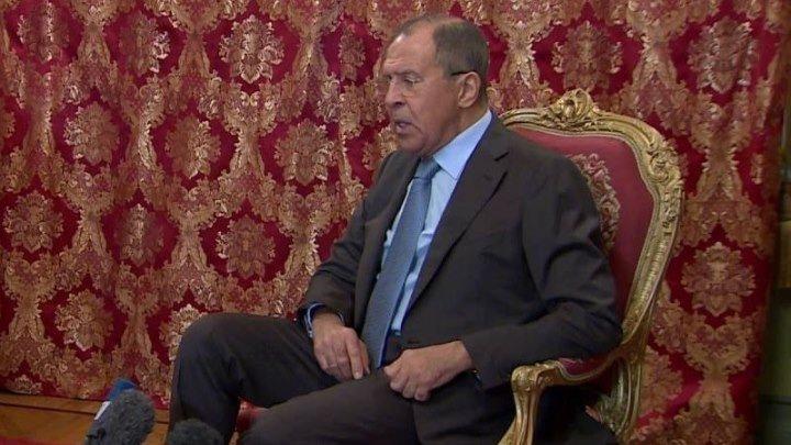 Лавров׃ соглашение России и США по Сирии развалили сторонники силового сценария