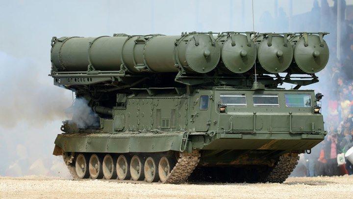 Батарея С-300 будет защищать российскую базу в сирийском Тартусе