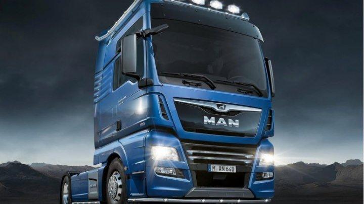 MAN ограниченная серия грузовиков TGX PerformanceLine