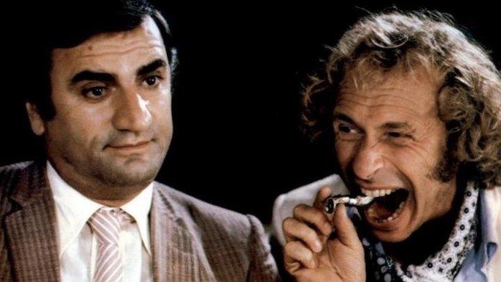 Я робкий, но я лечусь (комедия с Пьером Ришаром) | Франция, 1978