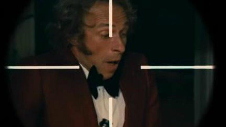 Возвращение высокого блондина (шпионская комедия с Пьером Ришаром) | Франция, 1974