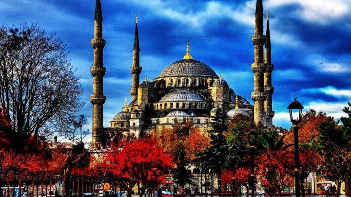 "Мечети мира. HD ""Султан Сулейман"" Турция"