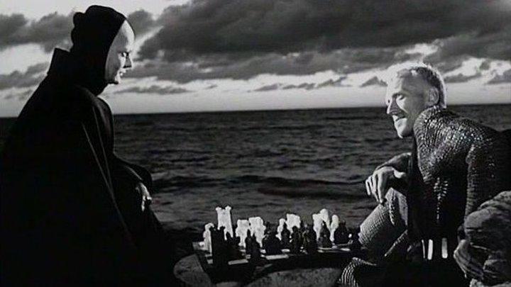 Седьмая печать(1957)...Ингмар Бергман