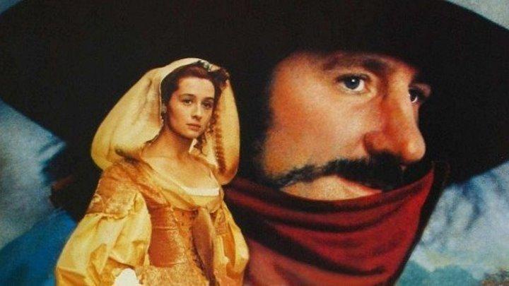 Сирано де Бержерак (историческая драма с Жераром Депардье)   Франция, 1990