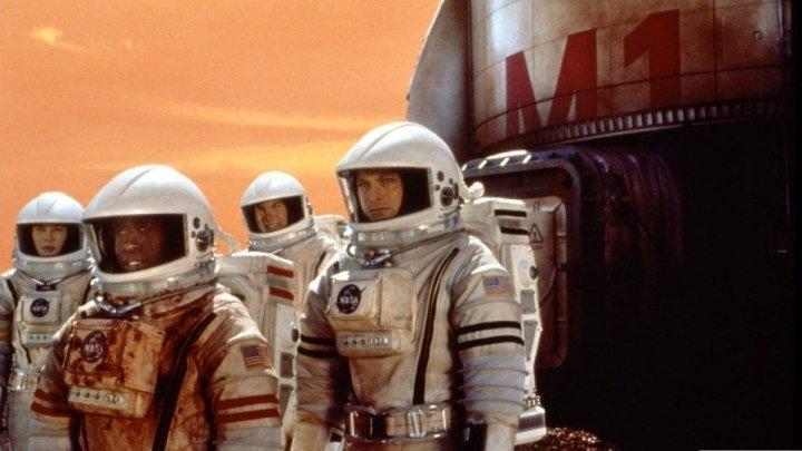 Миссия на Марс (2000)фантастика, триллер, приключения