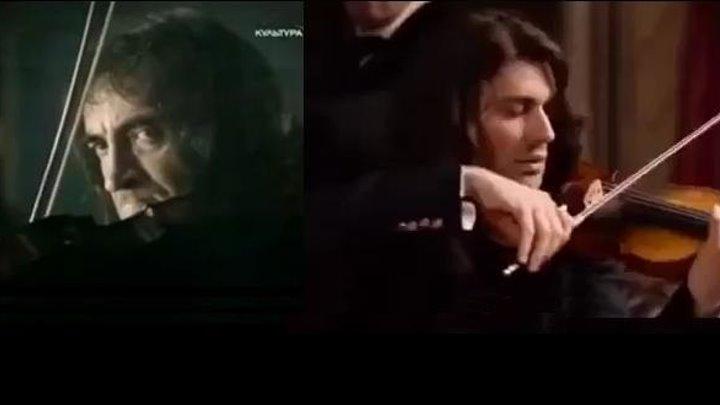Никколо Паганини Каприс 24. Niccolo Paganini Caprice 24
