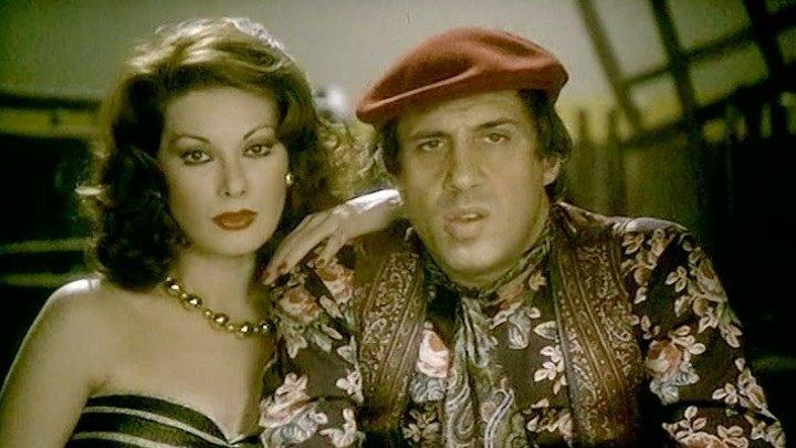 Туз (комедия с Адриано Челентано) | Италия, 1981