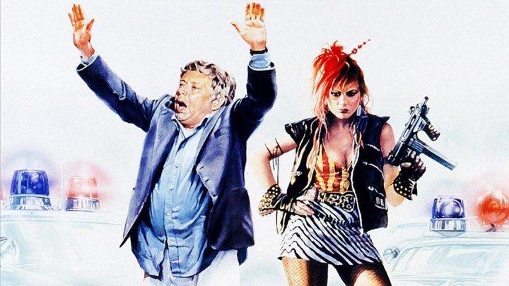 Бонни и Клайд по-итальянски (криминальная комедия с Паоло Вилладжо и Орнеллой Мути)   Италия, 1982