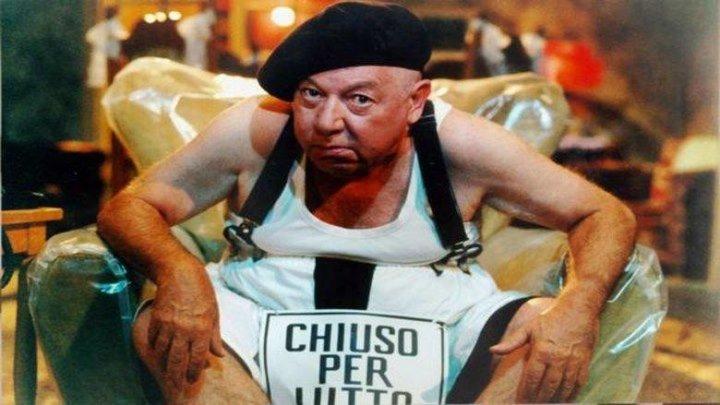 Фантоцци: Возвращение (комедия с Паоло Вилладжо)   Италия, 1996