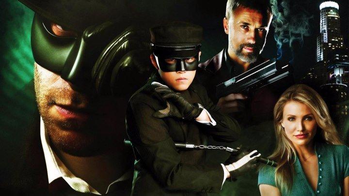 """""""Зелёный Шершень"""" _ (2011) Фантастика,боевик,триллер,комедия,криминал. (Full HD 1080p.)"""