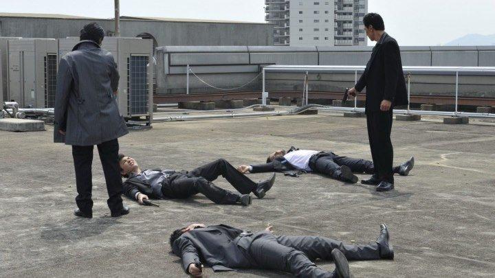 Полный беспредел HD(детективный фильм, боевик)2012