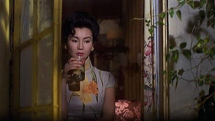 Любовное настроение (2000)артхаусная мелодрама Вонга Карвая