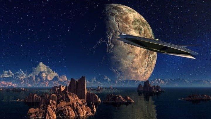 В нашей Галактике Появился Неизвестный Объект Огромных Размеров
