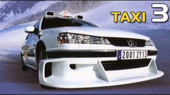 Taxi 3 ( Jahon film Uzbek tilida )