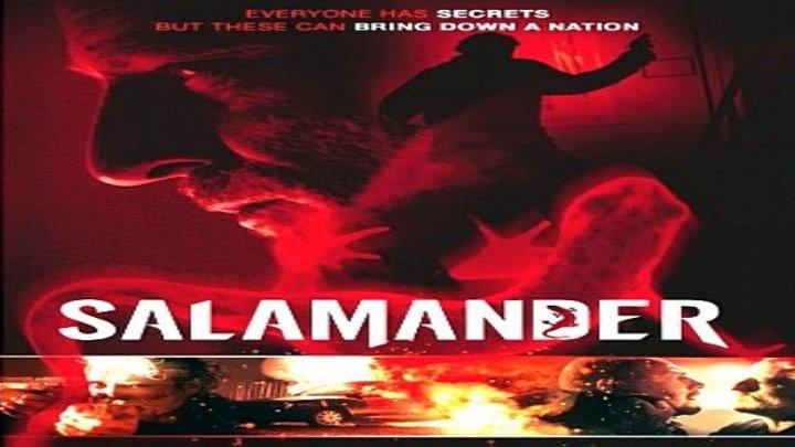 Саламандра, серии подряд 9-12 заключительные (криминал, триллер, детектив)