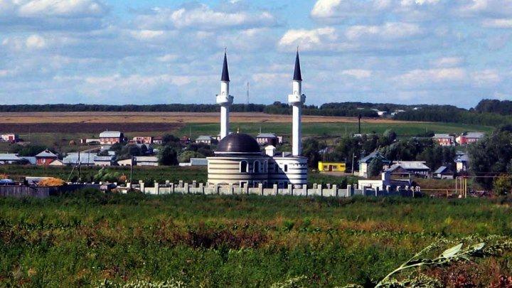 "Мечети мира. HD ""Абдулхамита Садекова"" с.Большое Рыбушкино"