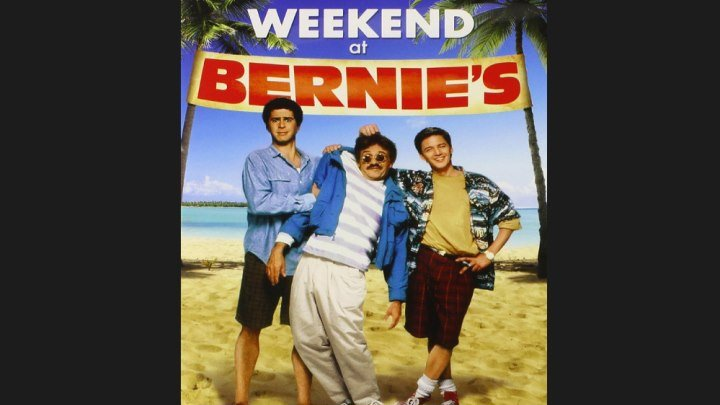 """Уик-энд у Берни"" _ (1989) Комедия. (HD 720p.)"